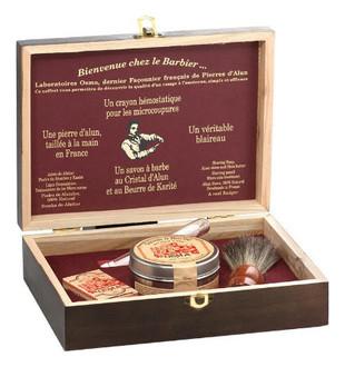 Osma Tradition  - Подарочный набор в деревянном кейсе
