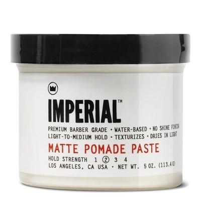 Imperial Barber Matte Pomade Paste - Моделирующая паста для укладки волос 118 мл