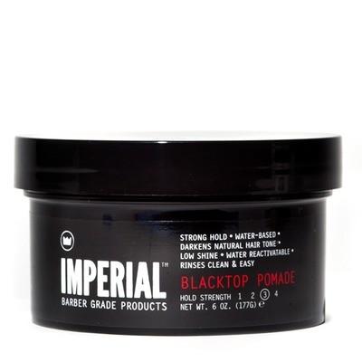 Imperial Barber Blacktop Pomade - Черный воск для укладки волос 177 мл