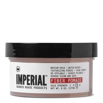Imperial Barber Fiber Pomade - Текстурирующий воск для укладки волос 177 мл