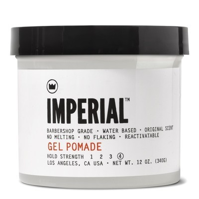 Imperial Barber Gel Pomade - Гель для укладки волос 340 мл