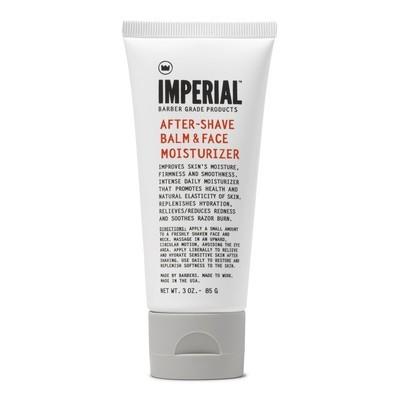 Imperial Barber After-Shave Balm & Face Moisturizer - Увлажняющий бальзам после бритья 85 гр