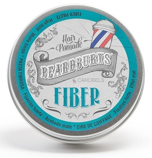 BeardBurys Fiber Paste - Файбер паста 100 мл