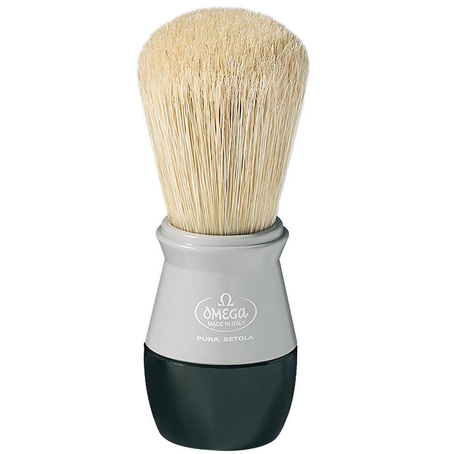 Помазок для бритья Omega 10104 (Щетина кабана)