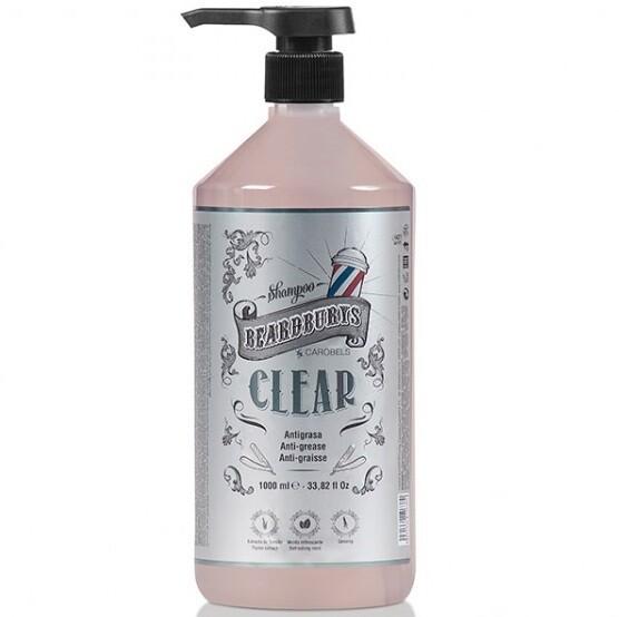 BeardBurys Clear Shampoo - Очищающий шампунь 1000 мл