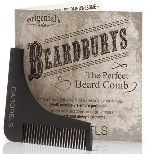 BeardBurys Beard Comb - Расческа для бороды