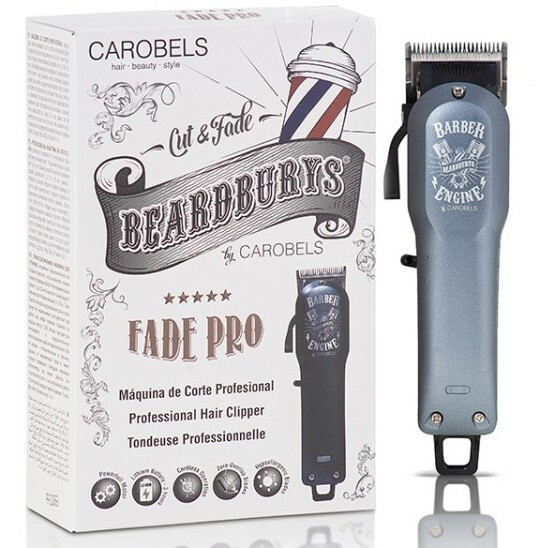 BeardBurys Fade PRO Professional Clipper - Машинка для стрижки