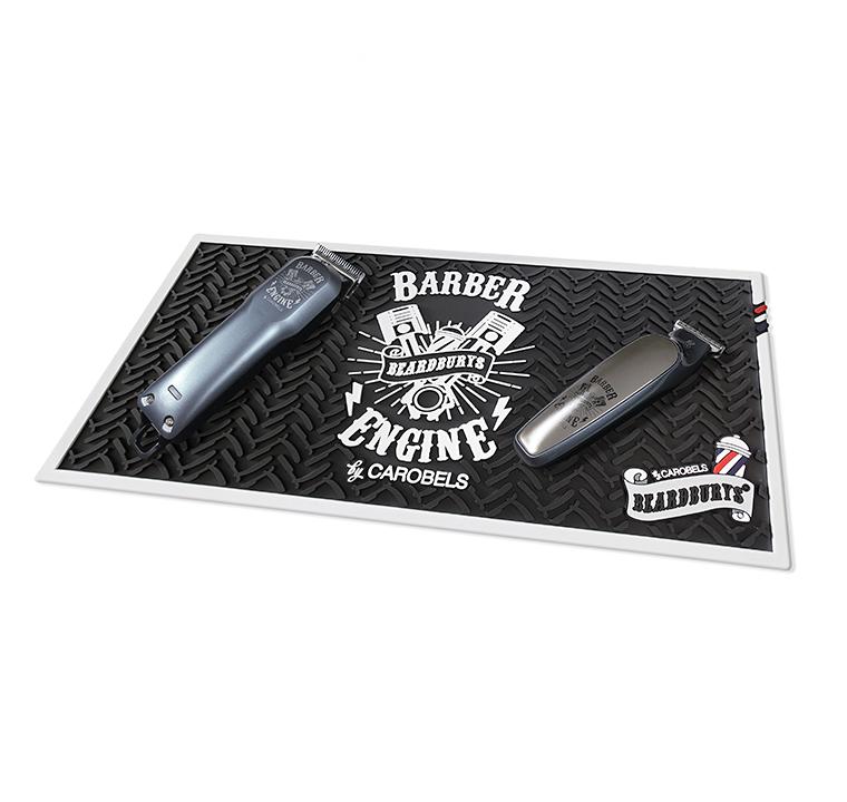 BeardBurys Barber Station Matt - Коврик для инструментов