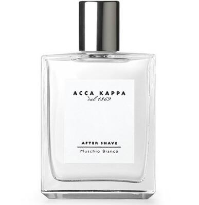 Acca Kappa Muschio Bianco After Shave - Лосьон после бритья Белый Мускус 100 мл