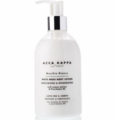 Acca Kappa Muschio Bianco White Moss Body Lotion - Молочко для тела Белый Мускус 300 мл