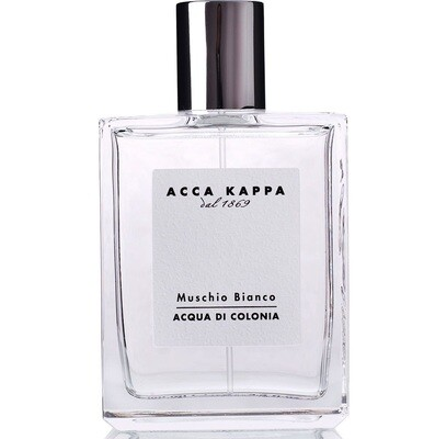 Acca Kappa Muschio Bianco Cologne - Одеколон Белый Мускус 30 мл