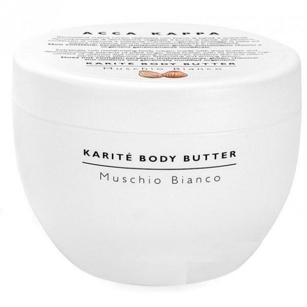 Acca Kappa Muschio Bianco Body Butter - Масло для тела 200 мл