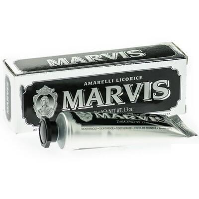 Marvis Amarelli Licorice - Зубная паста Лакрица Амарелли 25 мл