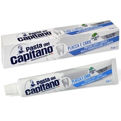 Pasta del Capitano - Зубная паста Защита от налета и кариеса 75 мл