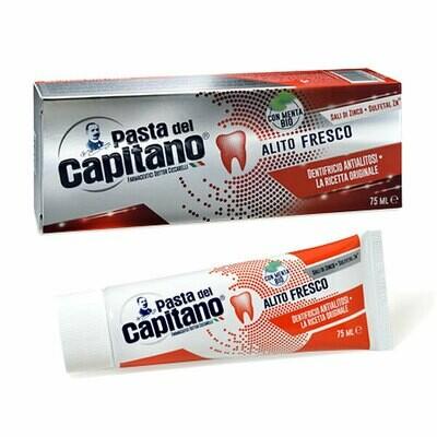 Pasta del Capitano - Зубная паста Свежее дыхание 75 мл