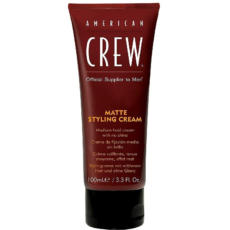 American Crew Matte Styling Cream - Крем для укладки средней фиксации без блеска 100 мл