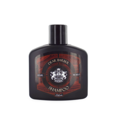 Dear Barber Шампунь для волос и бороды SHAMPOO 250ml