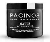 Pacinos Matte Paste - Матовая паста для укладки волос 29 мл