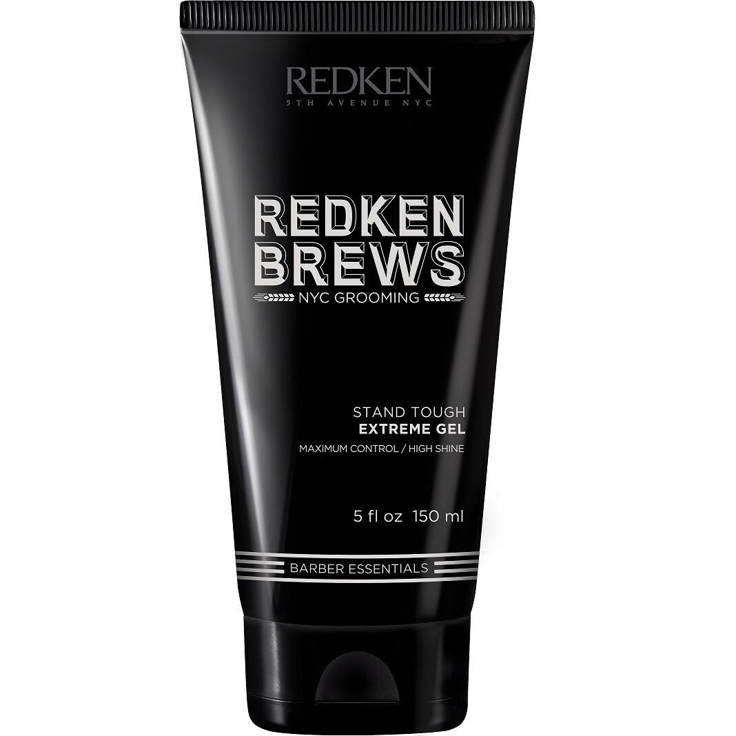 Redken Brews Stand Touch Extreme Gel - Гель для укладки 150 мл