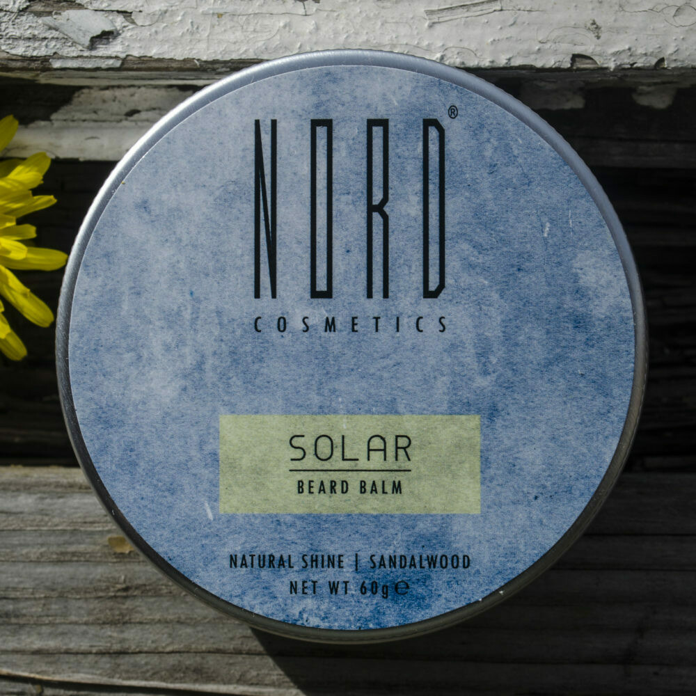 Бальзам для бороды «SOLAR» 60 гр
