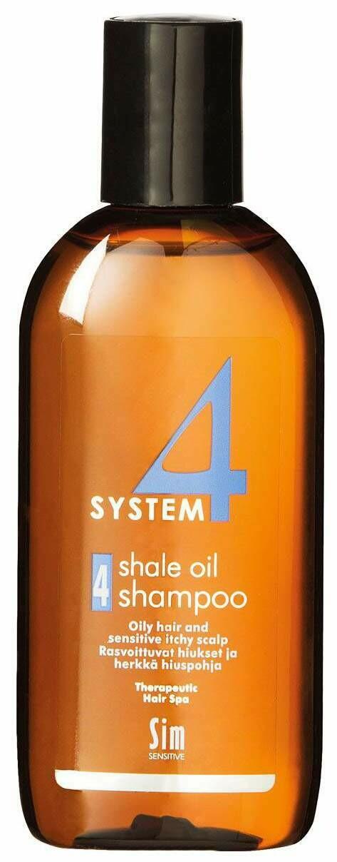 System 4 -  Шампунь Sim Sensitive №3 Для очень жирных волос, 100 мл
