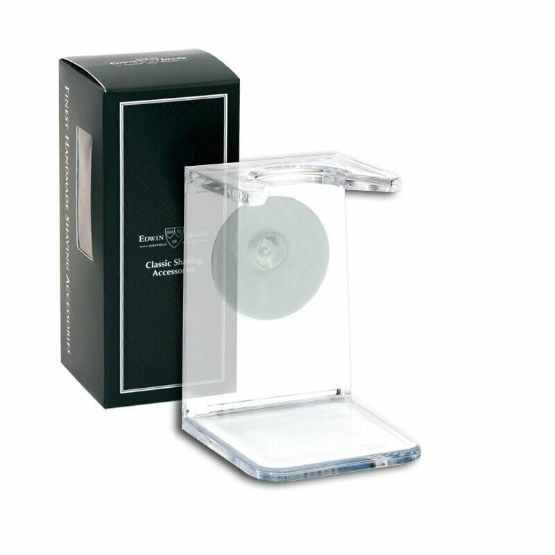 Edwin Jagger - Подставка для помазка прозрачная RH5L