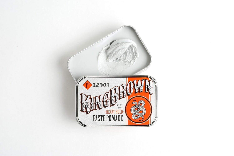 King Brown Paste Pomade - Помада для укладки волос  71 г