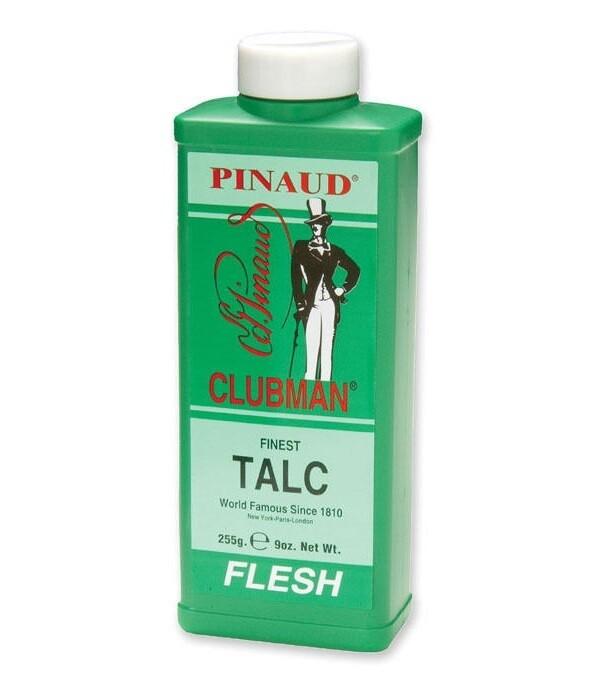Clubman Finest Talc - Тальк для тела универсальный (цвет: нейтральный) 255 гр