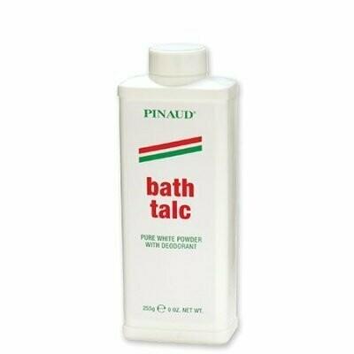 Clubman Bath Talc - Тальк после душа с дезодорантом (белый), 255 гр (W)