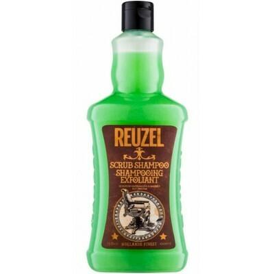 Reuzel Scrub Shampoo - Скраб шампунь 1000 мл