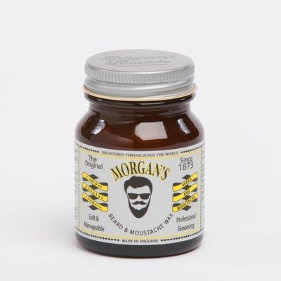MORGAN'S Воск для бороды и усов 50 ml