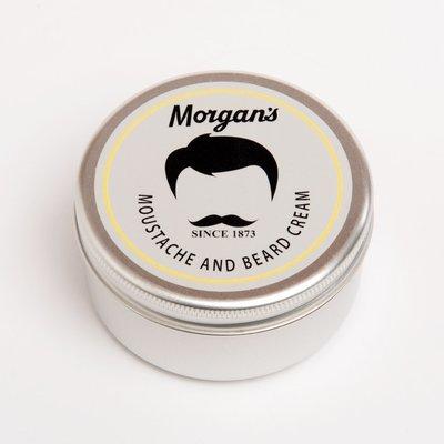 MORGAN'S Крем для усов и бороды 75 мл