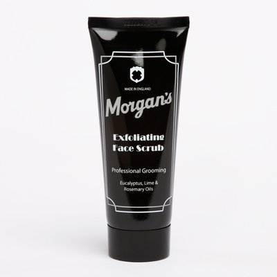 MORGAN'S Очищающий скраб для лица 100 мл