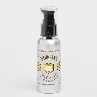 MORGAN'S Face Wash / Гель для умывания лица 100 мл