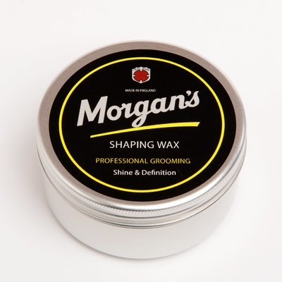 MORGAN'S Shapping Wax / Формирующий воск для укладки 75 мл