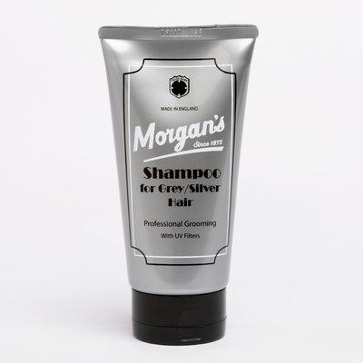MORGAN'S  Шампунь для осветленных и седых волос 150 мл