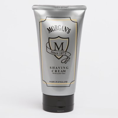 MORGAN'S Shaving Cream / Крем для бритья 150 мл