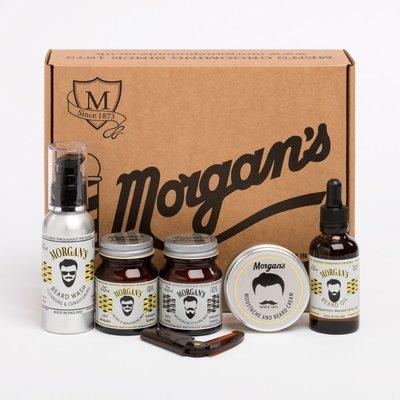 MORGAN'S Подарочный набор для ухода за бородой и усами