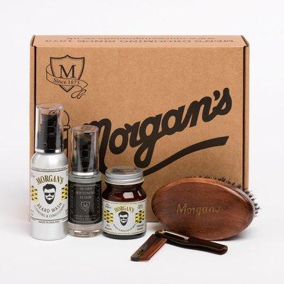 MORGAN'S Подарочный набор для ухода за бородой