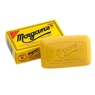 MORGAN'S Антибактериальное лечебное мыло 80 гр