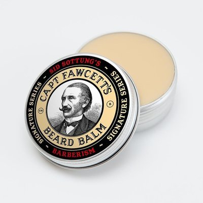 Бальзам для бороды Captain Fawcett Barberism 60 мл