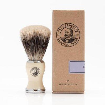 Помазок для бритья Captain Fawcett 'Super' Badger Shaving Brush
