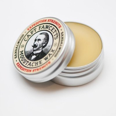 Воск для усов Captain Fawcett Expedition Strength 15 мл