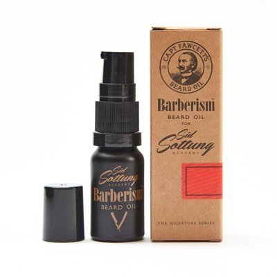 Масло для бороды Captain Fawcett Barberism™ Beard Oil, 10ml Travel Sized