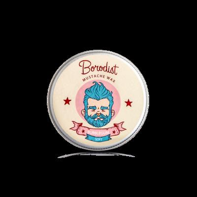 Borodist  - Воск для усов «Bubblegum» 13 гр.