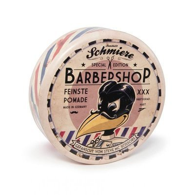 Помада Schmiere Barbershop Hard Steve strong 140 г.