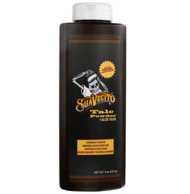Suavecito Talcum Powder - Тальк для тела 255 гр