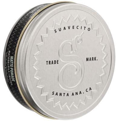 Suavecito Premium Blends Matte Pomade - Помада для укладки волос премиум 113 мл
