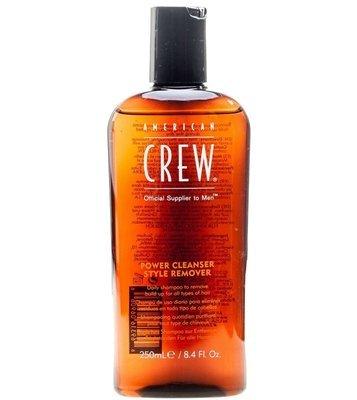 American Crew Cleanser Style Remover - Шампунь Увлажняющий, 250 м
