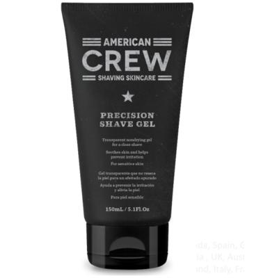 American Crew Precision Shave Gel SHAVING SKINCARE - Непенящийся гель для бритья 150 мл